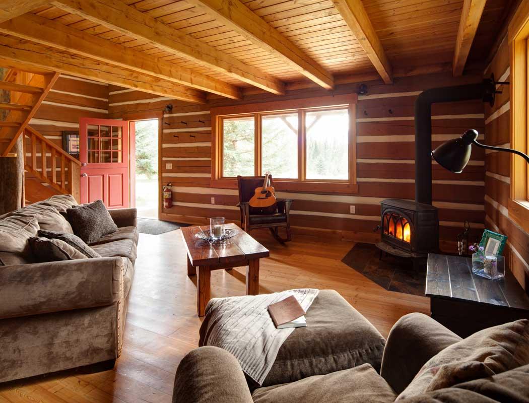 Nipika Rocky Mountain cabins - Bergeron Cabin
