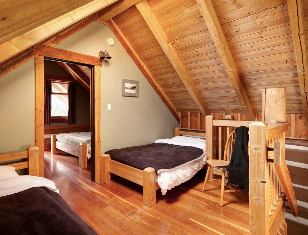 Nipika Rocky Mountain cabins - Richter Cabin