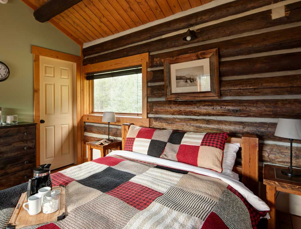Nipika Rocky Mountain cabins - Bill Yearling Cabin