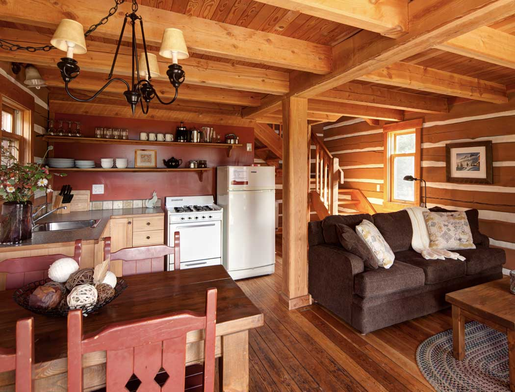 Nipika Rocky Mountain cabins - Mitchell Cabin