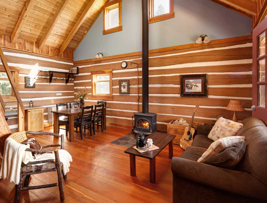 Nipika Rocky Mountain cabins - Tegart Cabin