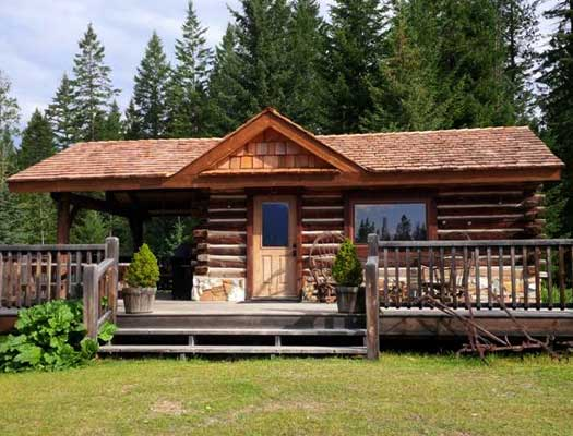 Nipika Resort - Rocky Mountain Accommodation - Bill Yearling Cabin