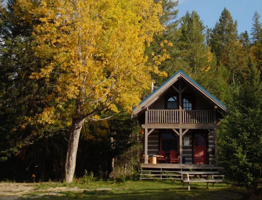 Nipika Resort - Rocky Mountains - Accommodation & Activities