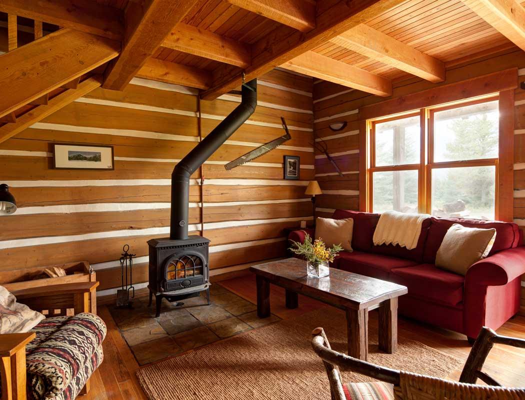 Nipika Rocky Mountain Cabins - Cross
